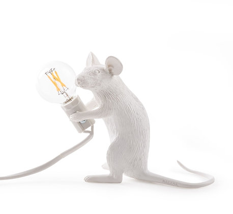Lampada mouse lamp sitting