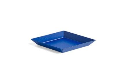 Vassoio kaleido small blu elettrico