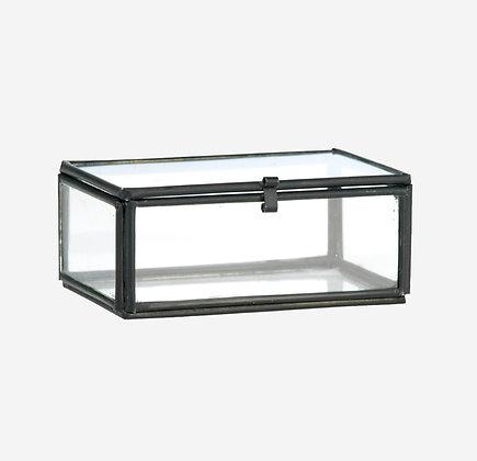Scatola box in vetro mini