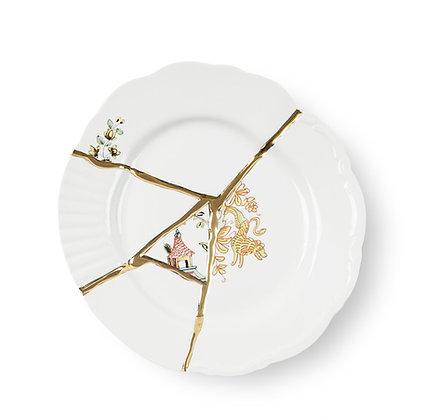 Piatto dessert Kintsugi
