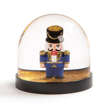 Wonderball palla di neve nutcracker