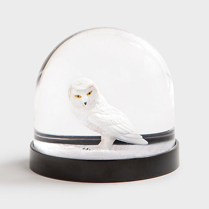 Wonderball palla di neve gufo
