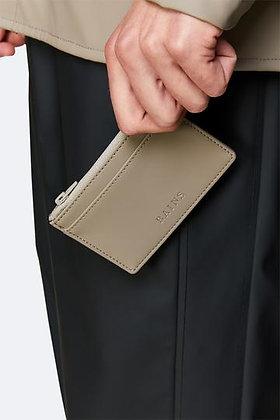 Porta tessere Zip Wallet