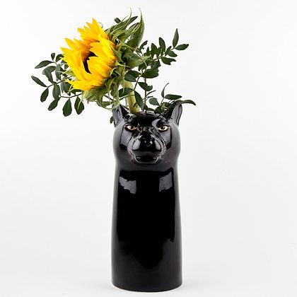 Vaso in Ceramica Pantera