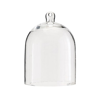 Dome campana in vetro clear LARGE