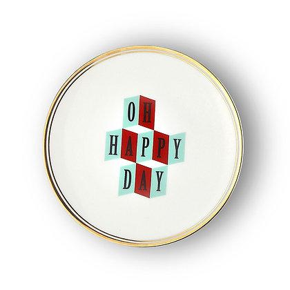 Piatto OH HAPPY DAYS