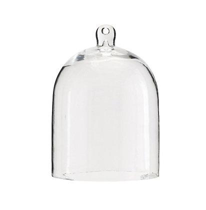 Dome campana in vetro clear SMALL