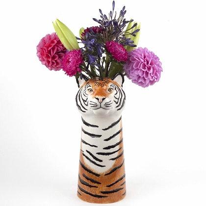 Vaso in Ceramica Tigre