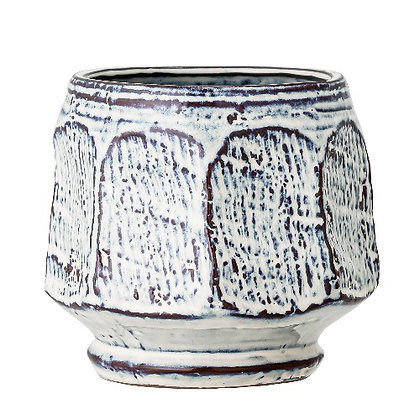 Vaso porta pianta in ceramica