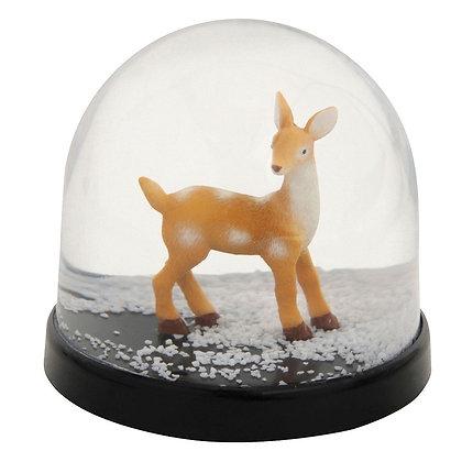 Wonderball palla di neve bambi