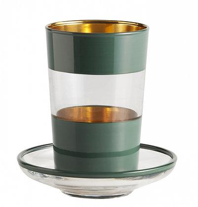 Set 6 tazze tea in vetro