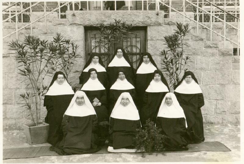 원산수녀원의 한국수녀들