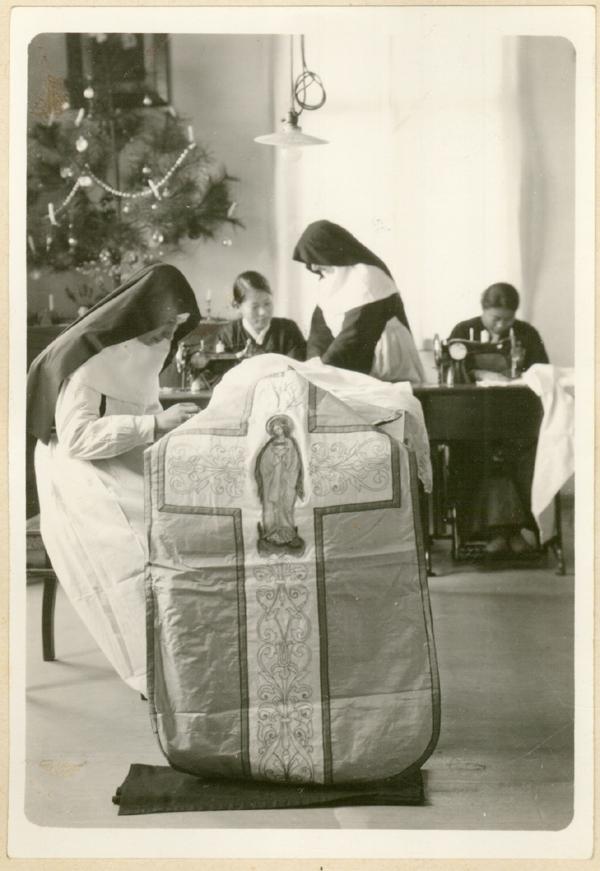 원산 수녀원제의제작