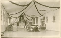 수녀원성당-성탄