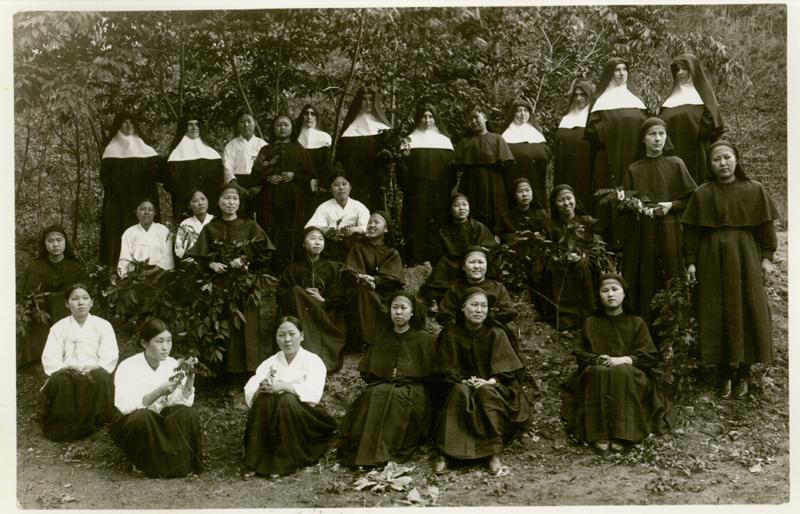 원산 수녀원 사진