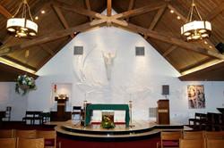데마레스트 성 요셉 성당 내부