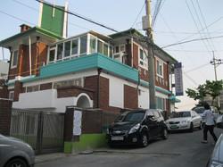 성남 상대원 성당