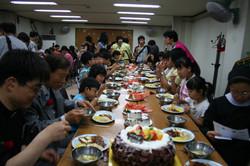 수유동 어린이날-농학생 및 농인 자녀들