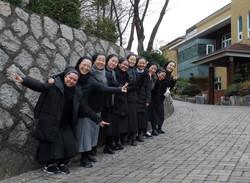 마닐라 수녀들방문2016