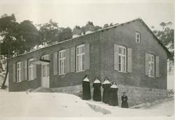성데레사의 집 초장기 수녀원 4명의 툿찡 수녀들