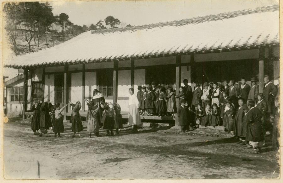 호수천신학교