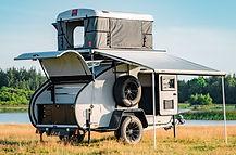 Mini Wohnwohnwagen