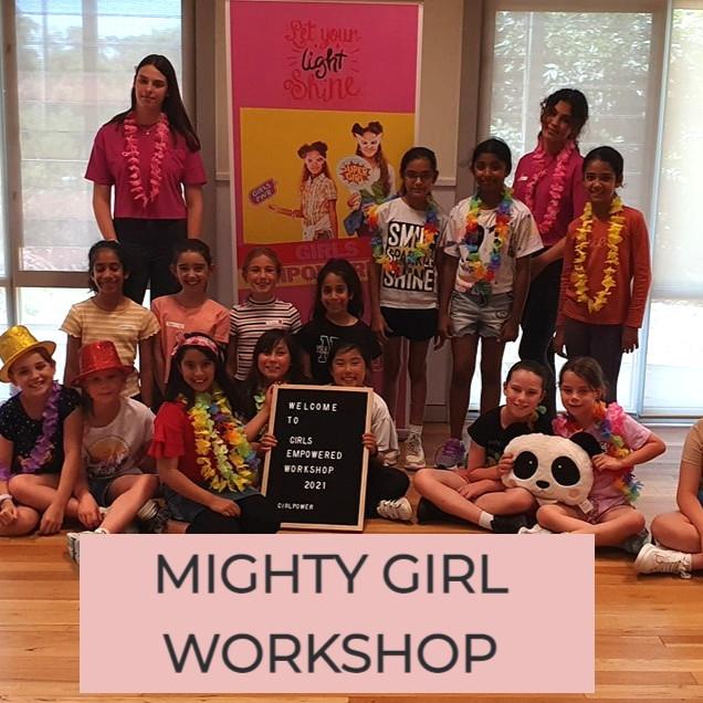 Mighty Girl Full Day Workshop Kellyville