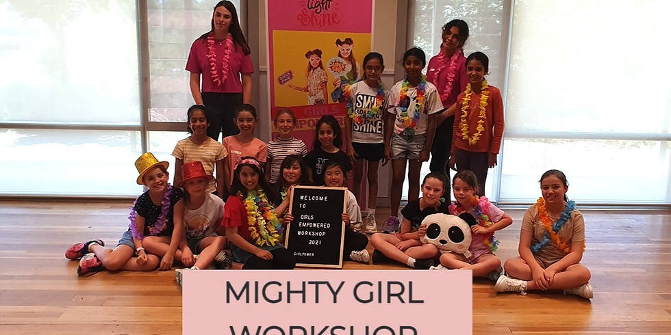 Mighty Girl Full Day Workshop West Pennant Hills