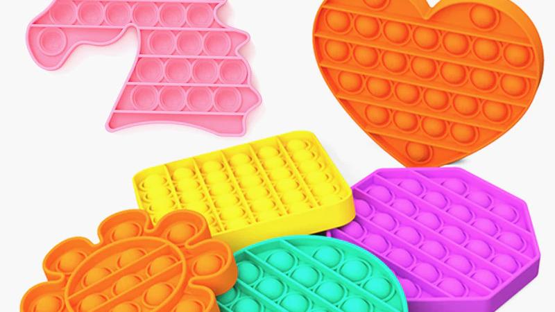 Bubble Pop Sensory Toys