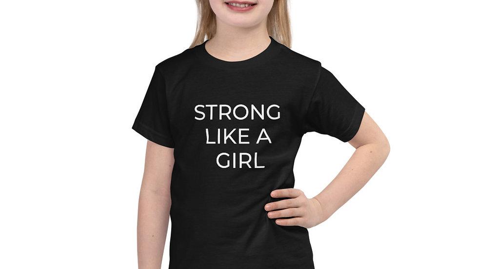 Strong Like a Girl T-shirt