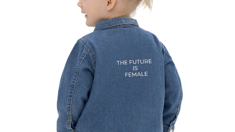 Organic Jacket: The Future is Female