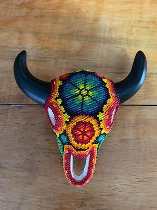 Bull head Skull mittelgroß