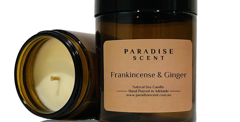 Frankincense & Ginger