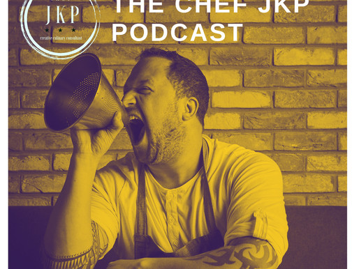 THE PODCAST IS NOW LIVE!