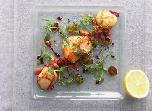 SCALLOPS are the best