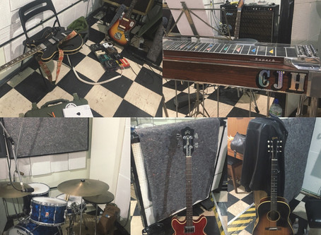 DON'T WANT YOUR LIES: IN THE STUDIO