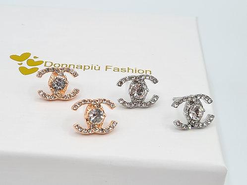 Coppia Orecchini Luxury