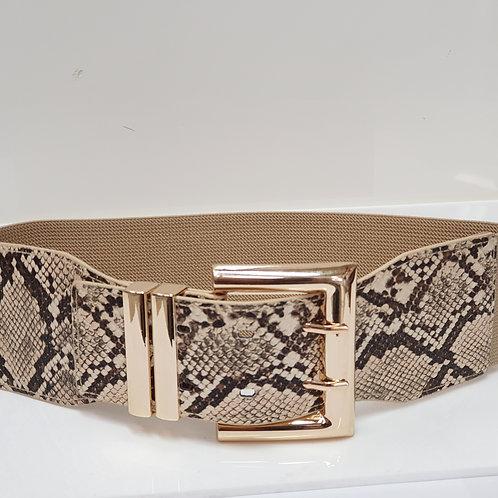 Cintura Elastica Alba 8cm