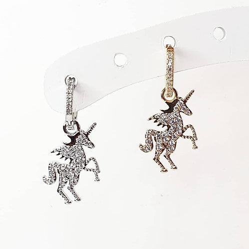 Mono Orecchino Unicorno