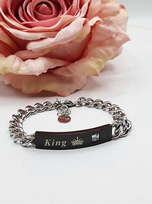 Bracciale per la coppia 💑  King