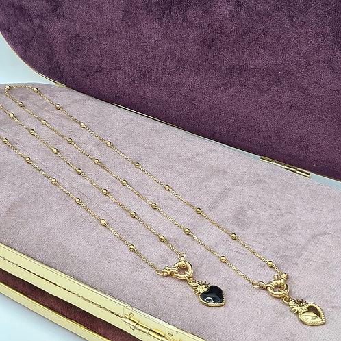 Collana ❤ Sacro oro