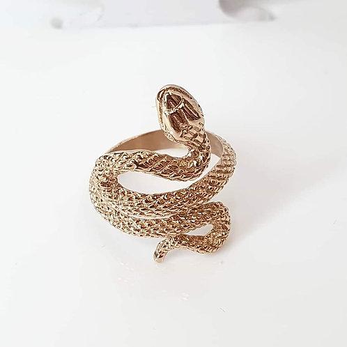 Anello Serpente (Anulare/Indice)