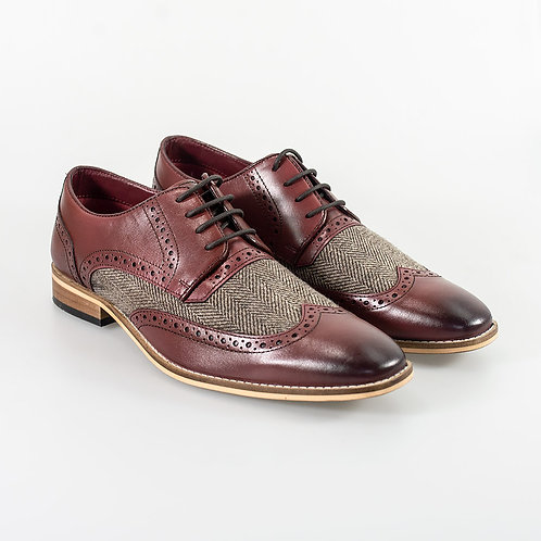 William Bordo Signature Leather Shoe