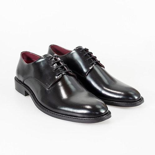 Foxton Black Signature Shoes