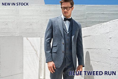 Full Tweed Torre Blue