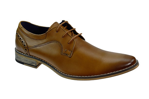 Mike Tan Leather Shoe