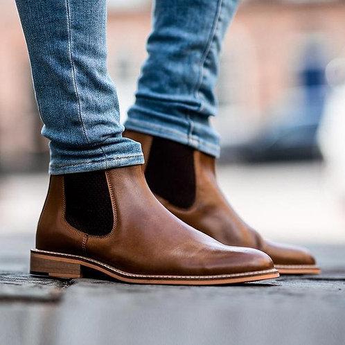 Watson Tan Signature Boots