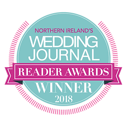 Wedding journal awards logo