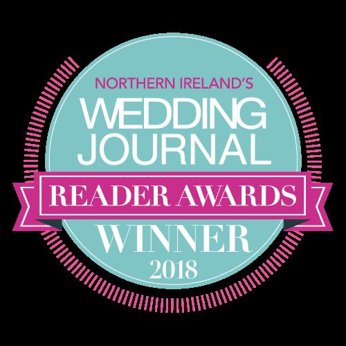Wedding journal awards logo