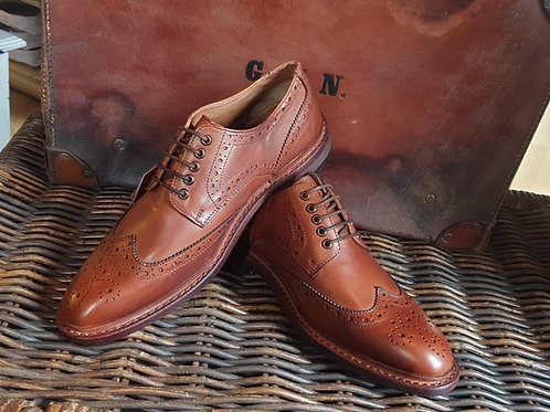 Cavendish Brown Formal Shoe